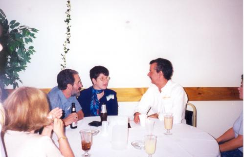 Bill, Sheila, Bruce