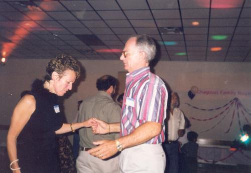 Linda and Robert