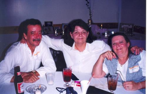 Bruce, Carol, Judy